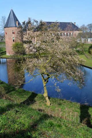 BB Bed and Breakfast Beekse Brink Montferland Cultuur 1 Kasteel 4